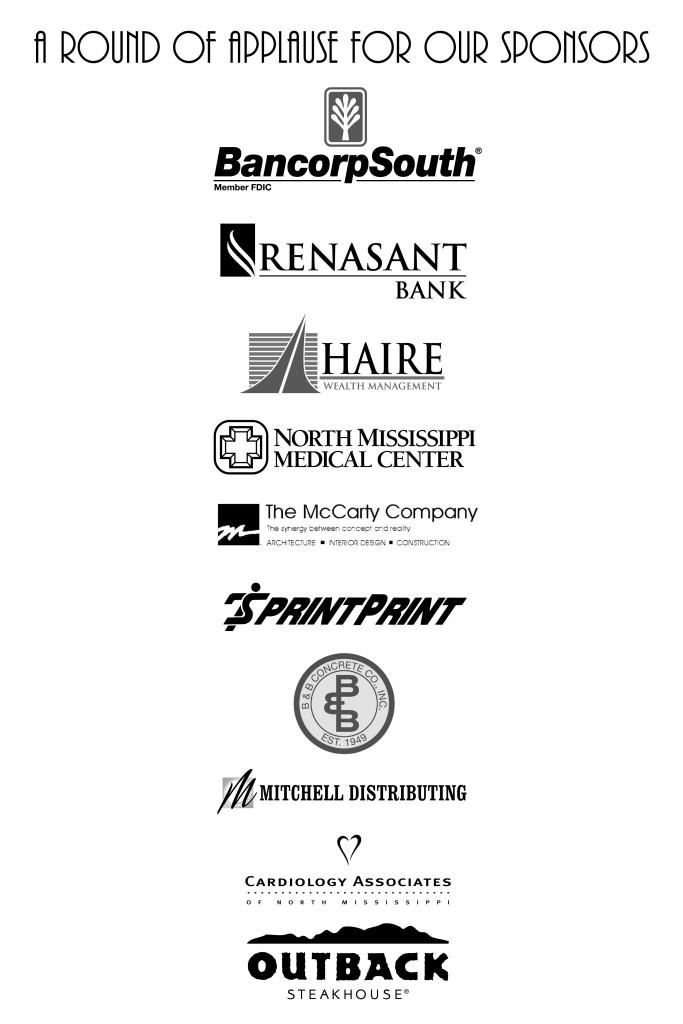 2015-2016 TCT Sponsors